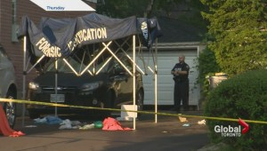 Police release cause of death in triple homicide involving crossbow