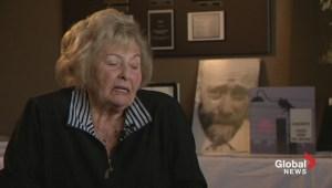 Auschwitz survivor Bronia Cyngiser