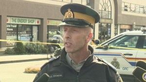 Surrey RCMP update media on developing bank incident