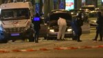 Car searched on Champs-Elysees after police shooting