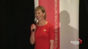 Karen Stintz interested in CFL Commissioner job