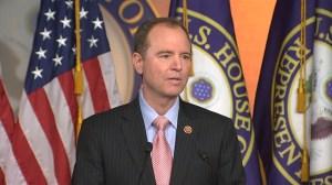'Grave concerns' about Nunes' statements, says Schiff