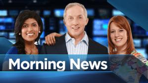 Morning News headlines: Monday, December 15