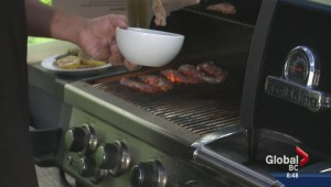 Saturday Chefs: Lamb on the Grill