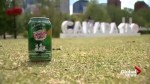 Is a Canada 150 commemorative Canada Dry can un-Canadian?