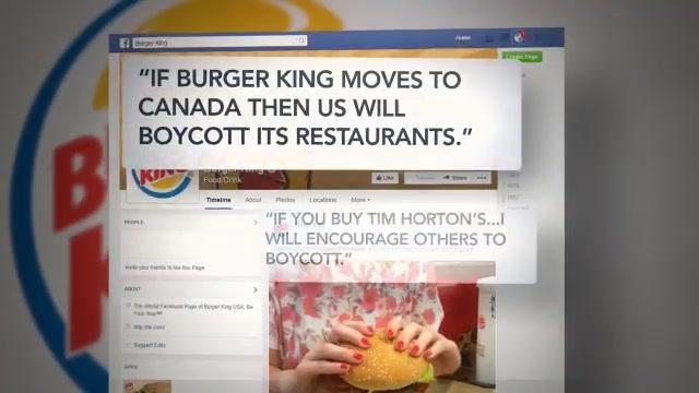 burger king confirms deal to take over tim hortons. Black Bedroom Furniture Sets. Home Design Ideas