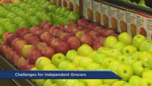 Changing food trends and the grocery economy