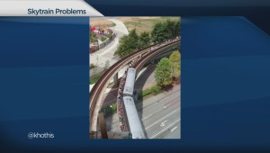 SkyTrain goes down due to another technical issue