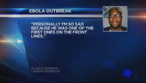 Condition of Texas doctor who contracted Ebola getting worse
