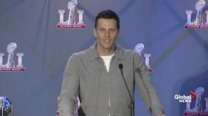 Tom Brady upset that his jersey was stolen from his locker room