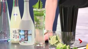 Summer cocktails with a Japanese twist