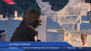 Lake Louise Ice Magic Festival kicks off