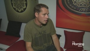 Shepard Fairey talks design