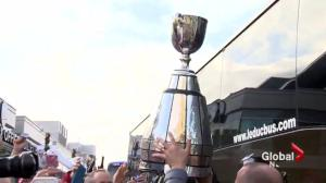 Ottawa Redblacks win cities first Grey Cup in 40 years