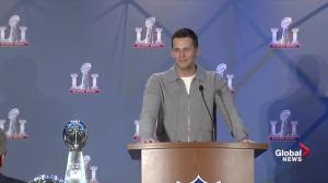 Tom Brady gets choked up again talking about his mother's health struggles