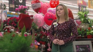Boy buys Valentine's Day flower for every girl in school