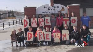 Legacy Park – Turner Valley students dare to dream
