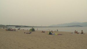 Indoor businesses reporting spike in patrons as Okanagan residents avoid smoky conditions