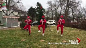 Bhangra video goes viral for Halifax dance group