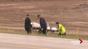 Police believe alcohol a factor in deadly crash west of Calgary