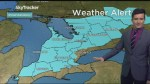 Frost in the forecast for GTA overnight