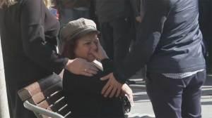 Palestinian women attack Israeli with scissors