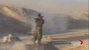 Canadian vet joins Peshmerga to fight ISIS