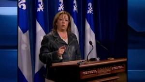 Sylvie Roy visitation held in Trois-Rivieres