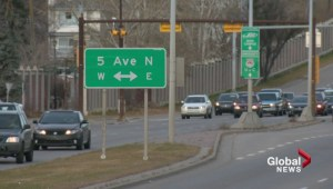 City says it's time to look at improving Crowchild Trail again