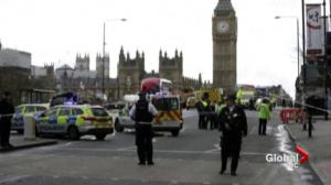 4 dead in London terror attack