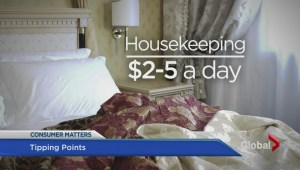 Consumer Matters: Holiday tipping points
