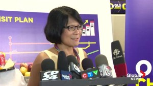 Olivia Chow announces plan to hike land trasnfer tax to fund two initiatives