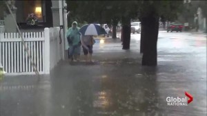 State of emergency decalared in South Carolina as Hurricane Joaquin drops historic amount of rain