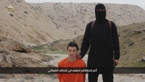 ISIS releases video purportedly showing beheading of Japanese hostage