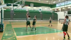 Saskatchewan Huskies women's basketball team defending title with revamped roster