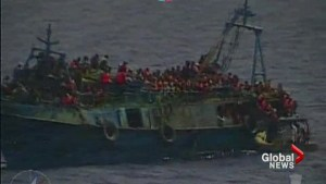 Dramatic rescue as more migrants and refugees risk lives in the Mediterranean
