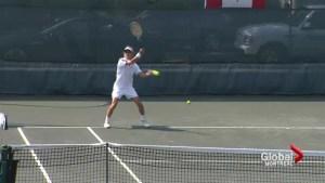 Seniors tennis tournament