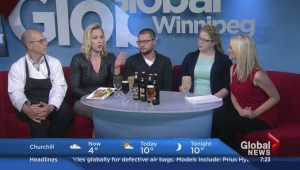 Benefits of barley on Global News Morning