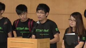 Talks between officials, students in Hong Kong hit apparent impasse