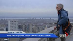 Quebec: my country, mon pays