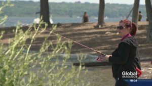 Expert says low water level could impact fishing in Saskatchewan