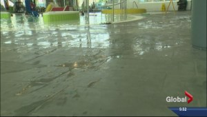 Underfoot danger at Penticton community pool