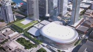 Edmonton downtown arena area to be called Ice District