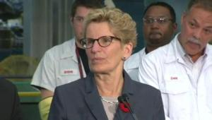 Wynne confirms sexual harassment cases in government since becoming Premier