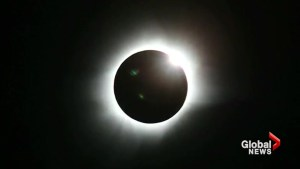 Excitement builds ahead of total solar eclipse over U.S.