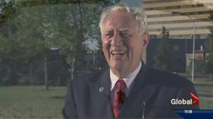 Doctor receives top honours at University of Alberta