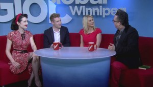 Mind readers show off their magic on Global News Morning