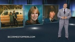 Crime Stoppers: Jay Cook & Tanya Van Cuylenborg