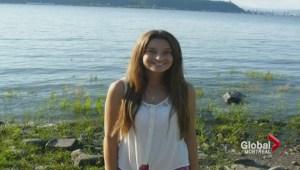 Quebec girl dies in bus crash