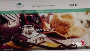 Crowsnest Pass hoping to get more people to explore the pass with new website